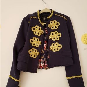 CLASS ACT Military Girl's Jacket